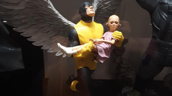 Angel vs. Archangel?!