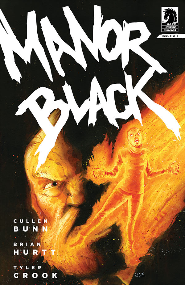 EXCLUSIVE Dark Horse Preview: Manor Black #4