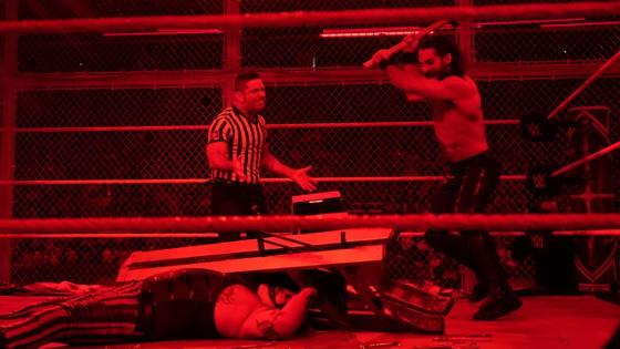 Seth Rollins vs. Bray Wyatt was far from the first referee stoppage that fans hated.