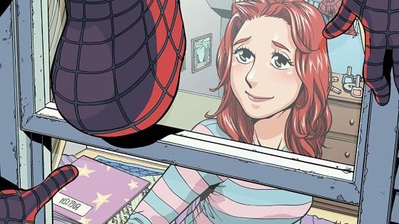Get one of the strongest romance takes on Spider-Man ever right here.