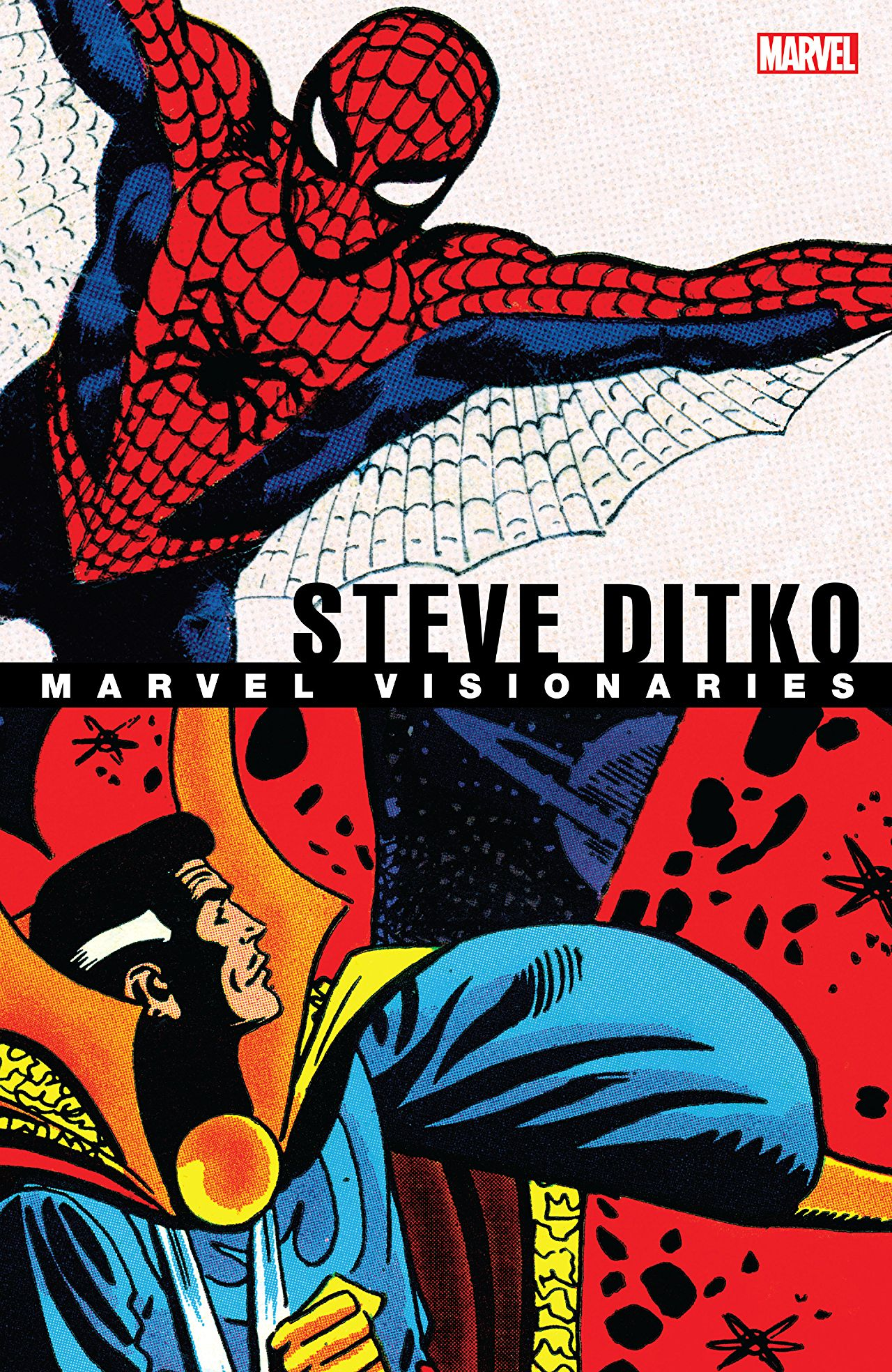 Marvel Visionaries: Steve Ditko Review
