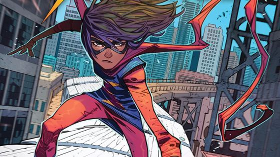 Ms. Marvel Vol. 1: Destined Review