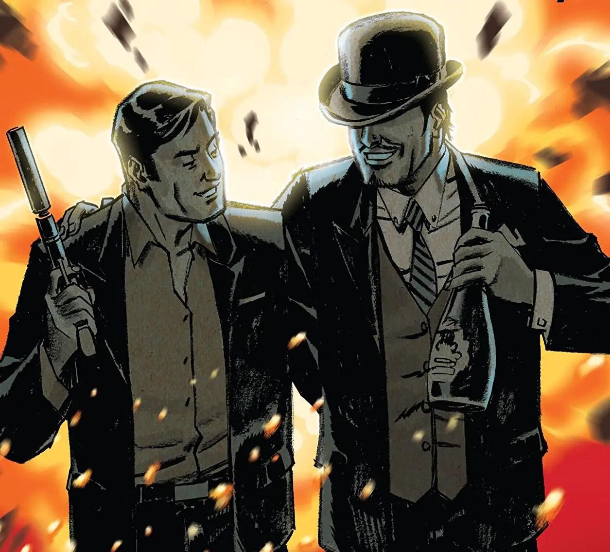 James Bond: 007 #12 Review