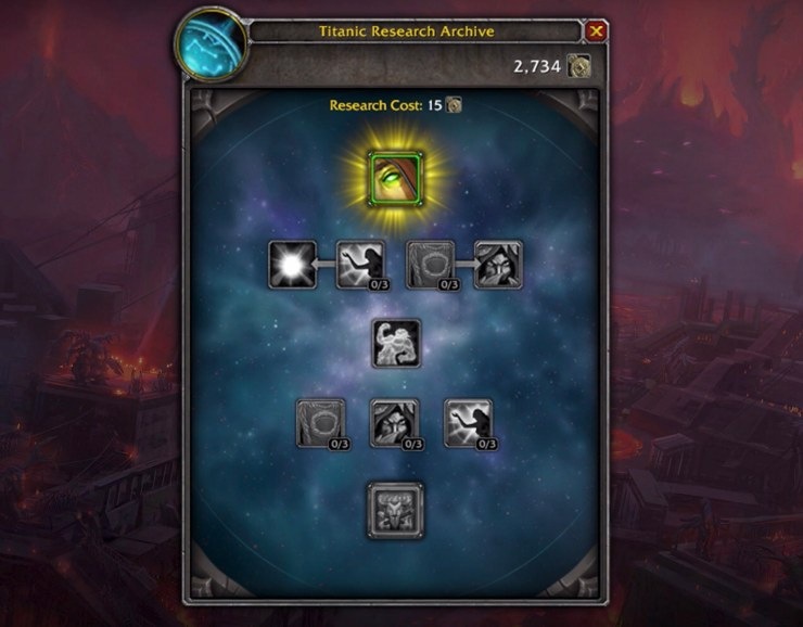 All the new features in WoW's massive new content patch, 8.3 Visions of N'Zoth