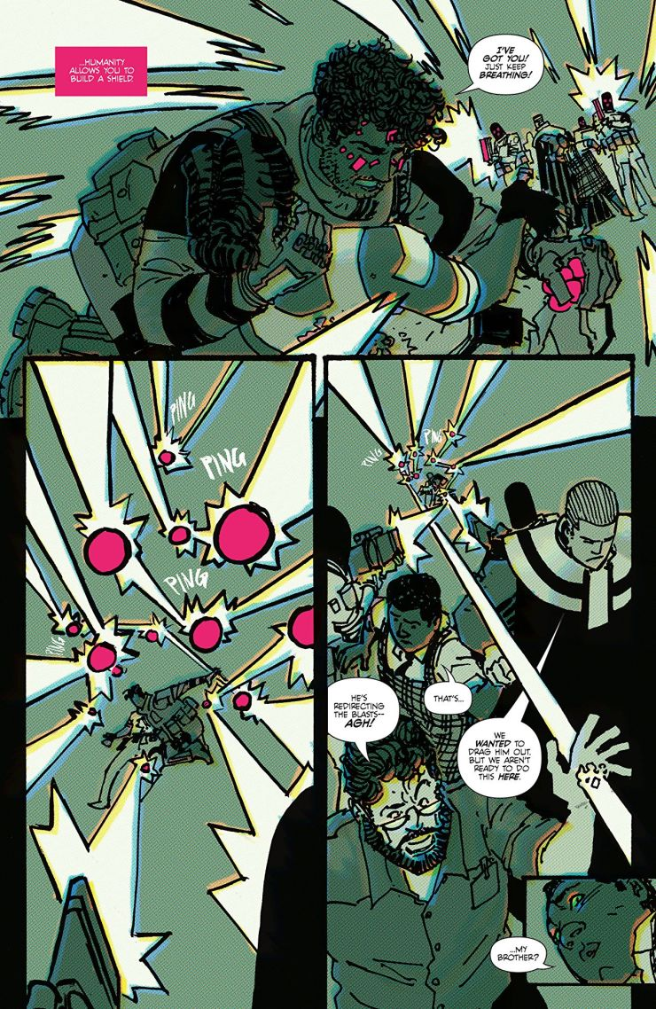 Thumbs #5 review: Humanity
