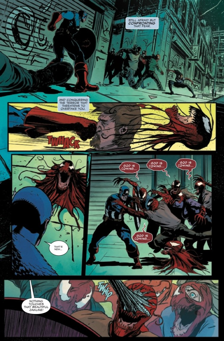 Absolute Carnage: Lethal Protectors TPB Review