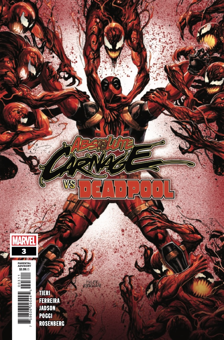 Absolute Carnage vs. Deadpool TPB Review