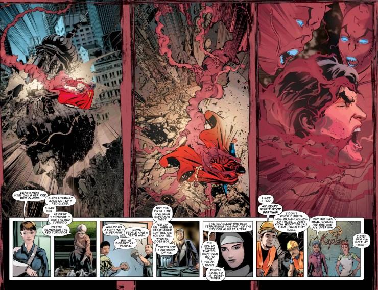 Action Comics #1016 Review: Enter Naomi!