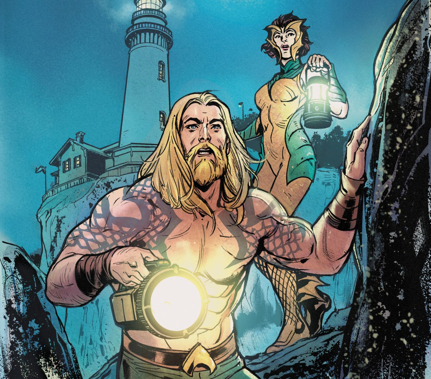 Aquaman Annual #2 Review
