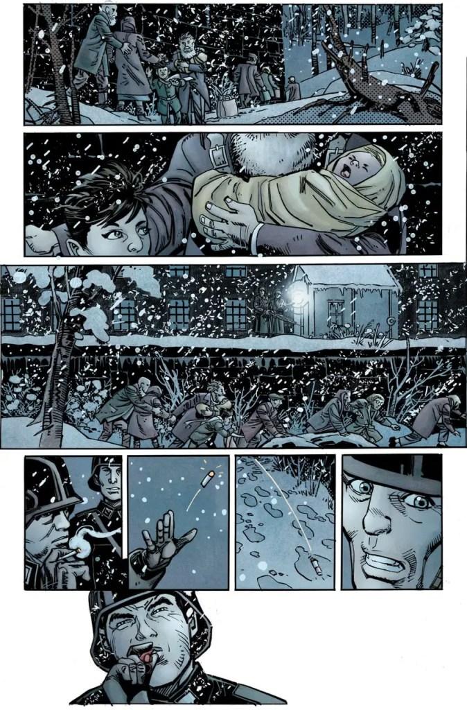 First look: 'Batman: White Knight Presents Von Freeze'