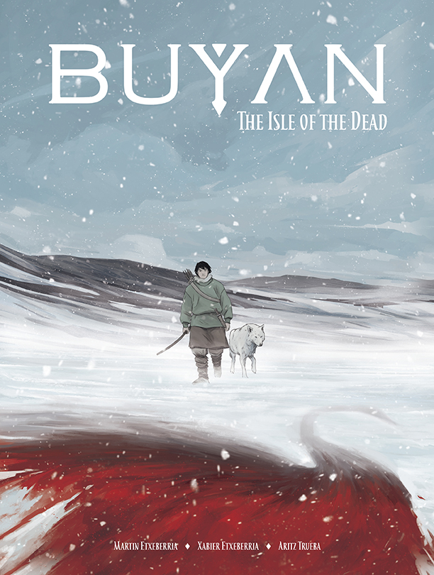 EXCLUSIVE Insight Comics Preview: Buyan: The Isle of the Dead