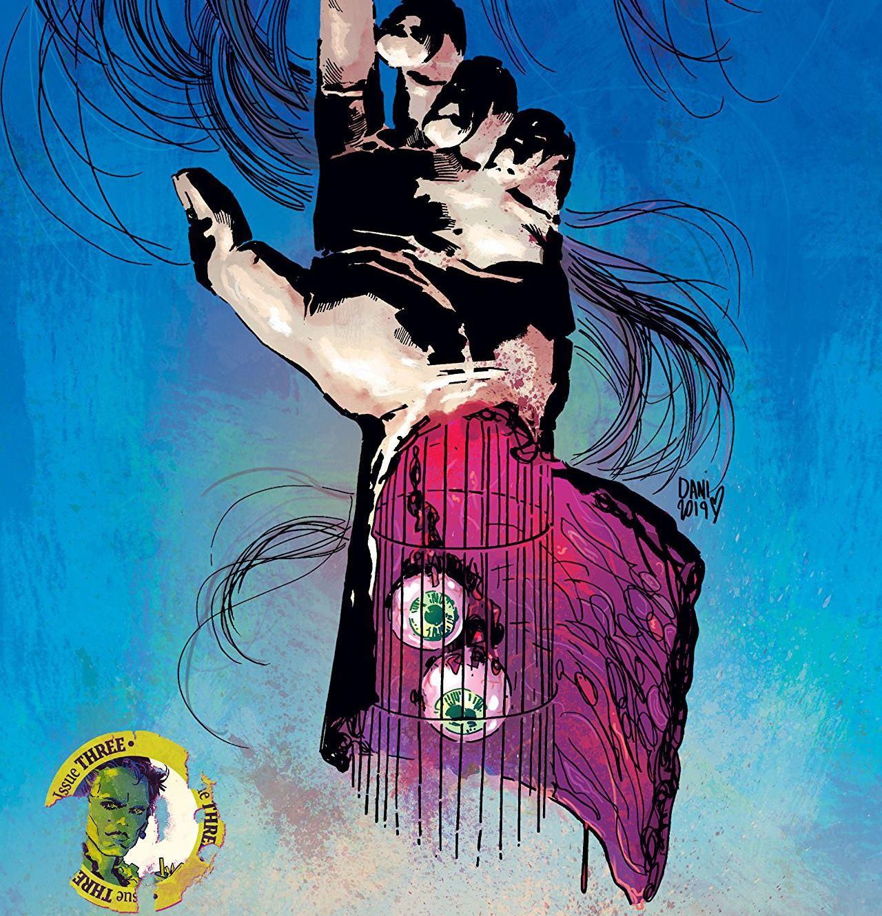 Coffin Bound #3 review: revelations