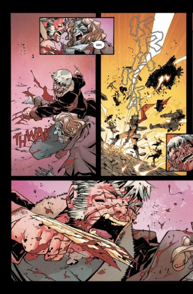 Dead Man Logan Vol. 2: Welcome Back, Logan Review