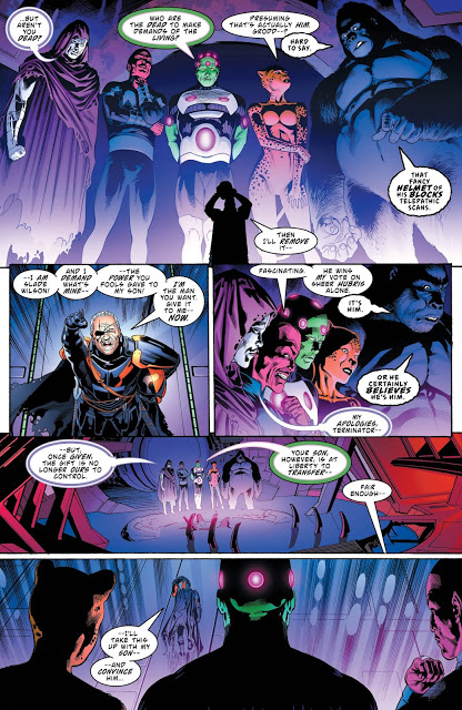 Deathstroke #48 Review