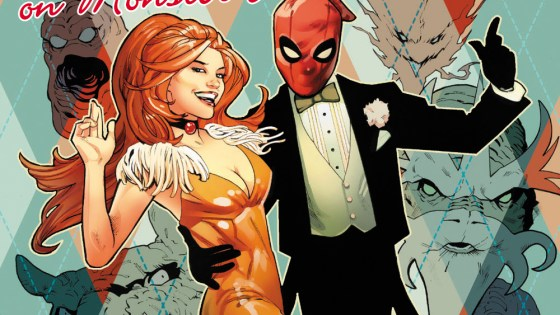 Ready for date night? Deadpool is in new Deadpool #1 teaser