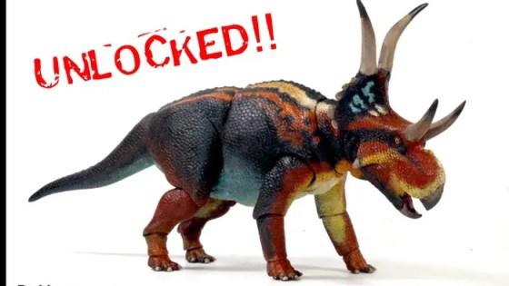 The horned dinosaur floodgates have opened!