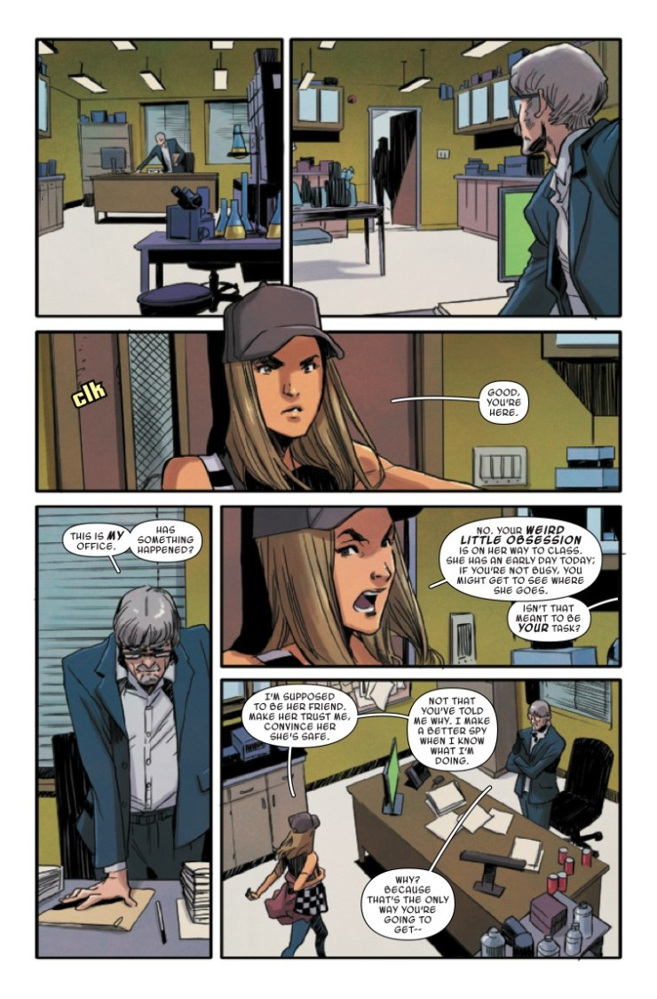 Marvel Preview: Ghost-Spider #3