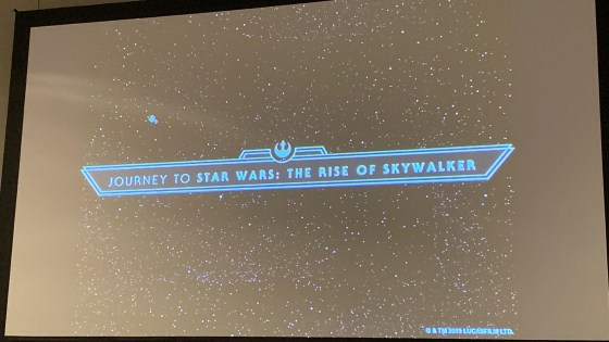 Star Wars writers took NYCC behind the scenes of upcoming books from The Journey to Star Wars: The Rise of Skywalker line.
