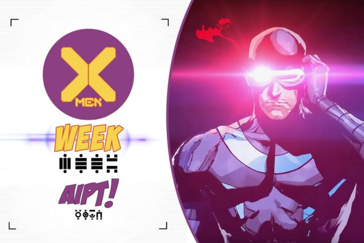 X-Men Week continues with a peek at the magic that awaits readers of Excalibur!