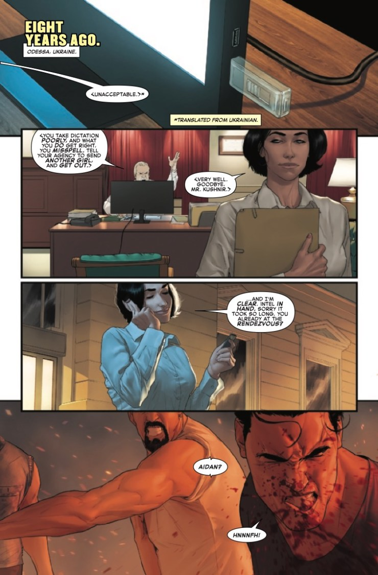 Marvel Preview: Invisible Woman #4