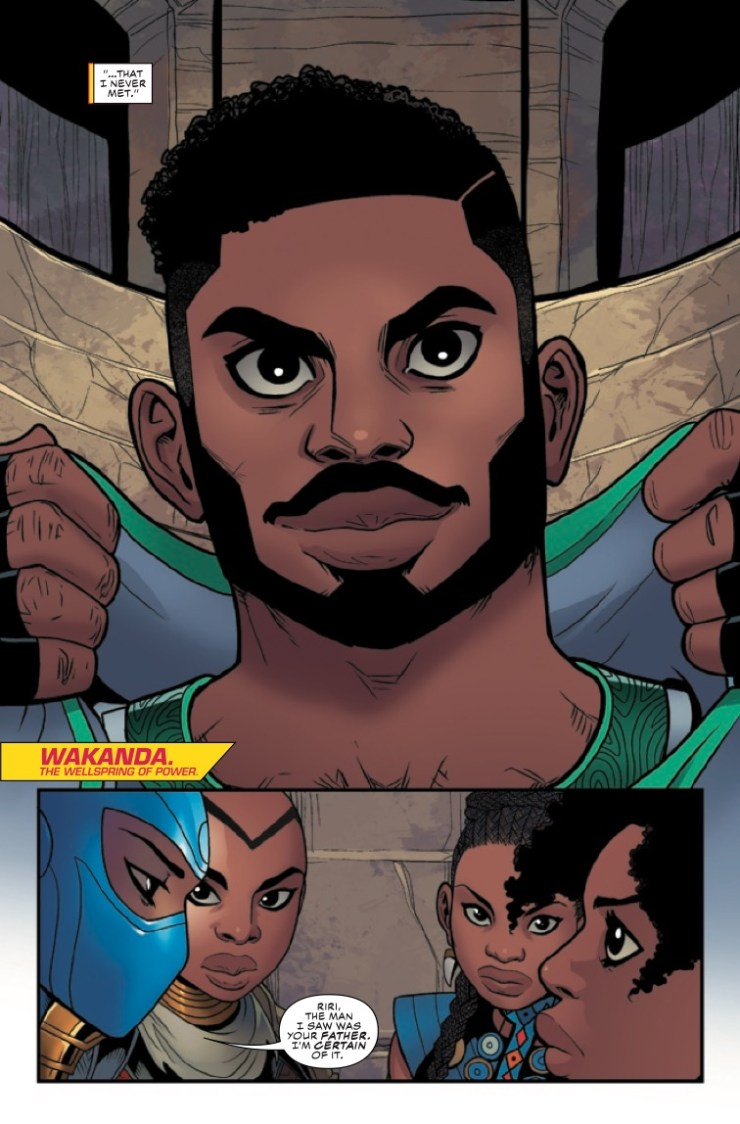 Marvel Preview: Ironheart #11