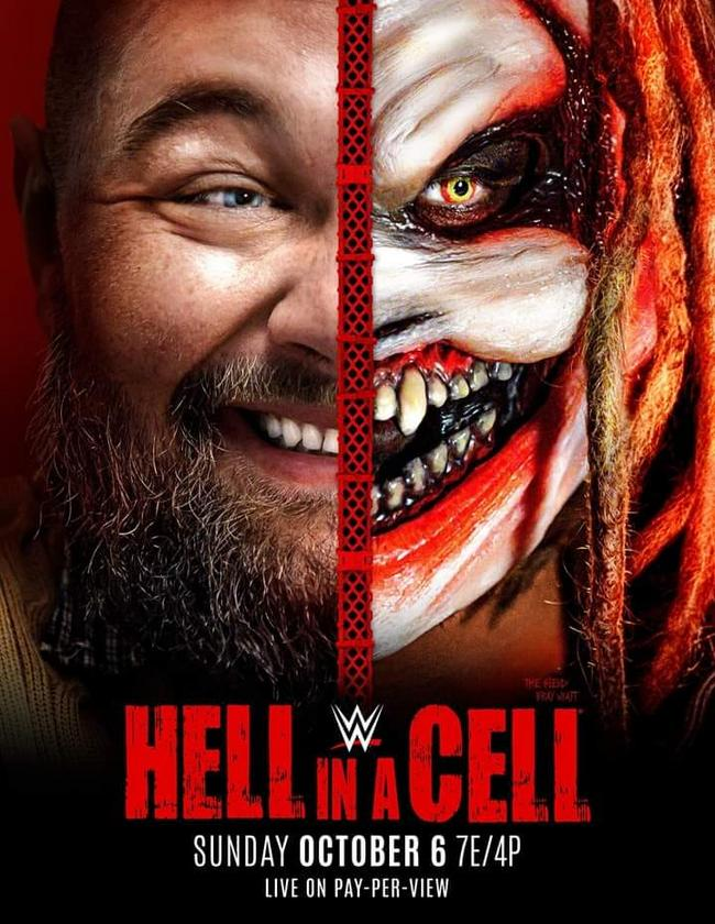 WWE Hell in a Cell 2019 review