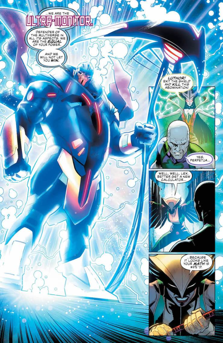 Justice League #33 Review