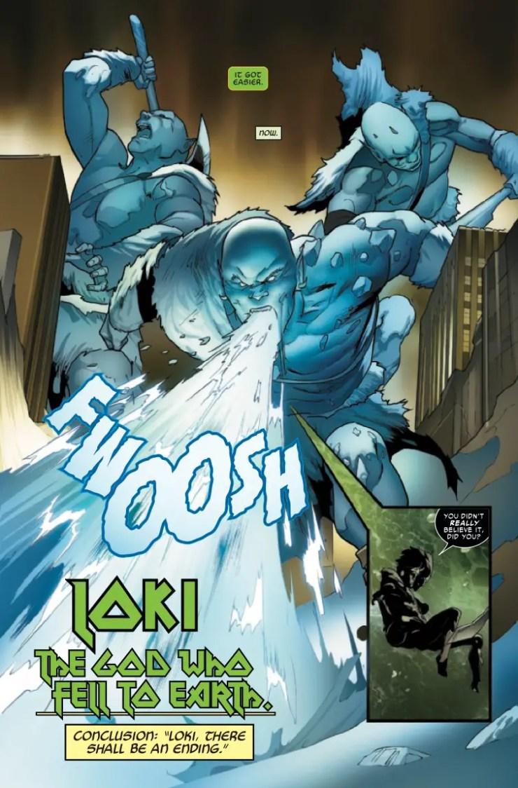 Marvel Preview: Loki #4