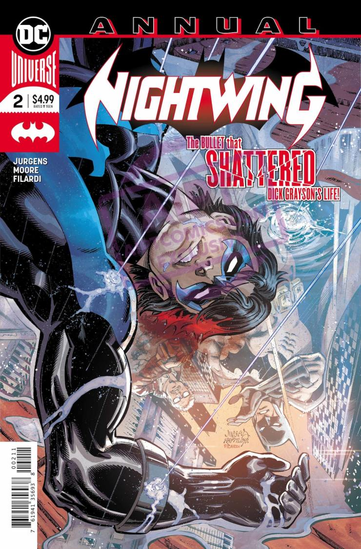 EXCLUSIVE DC Preview: Nightwing Annual #2