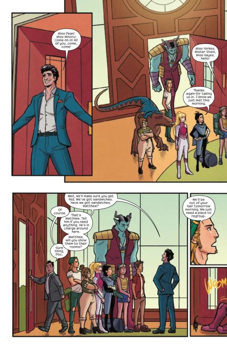 Marvel Preview: Runaways #26