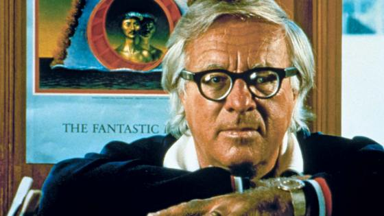 There is something about Ray Bradbury and Halloween.