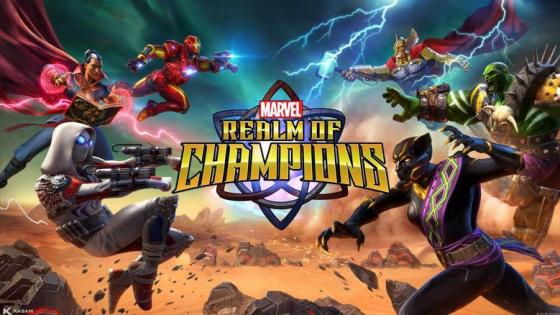 NYCC 2019: Marvel Games Dive Deep into Realm of Champions