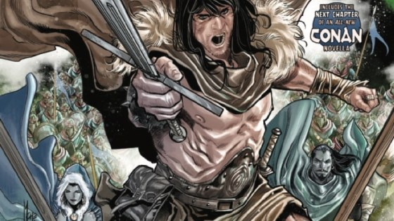 Marvel Preview: Savage Sword of Conan #10