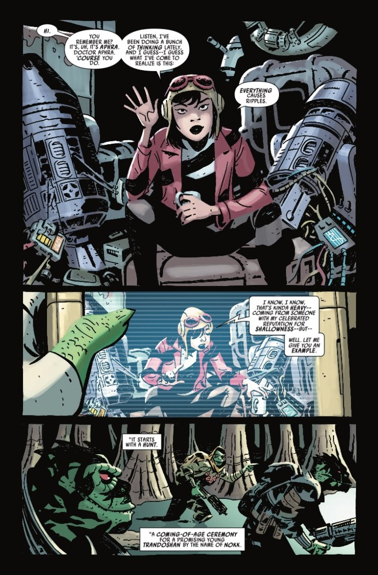 Marvel Preview: Star Wars: Doctor Aphra Annual #3