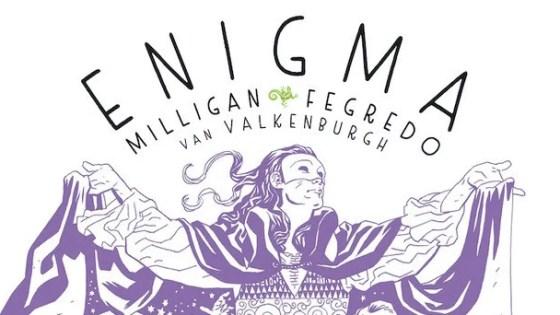 Say hello to Peter Milligan and Duncan Fegredo's acclaimed Vertigo series.