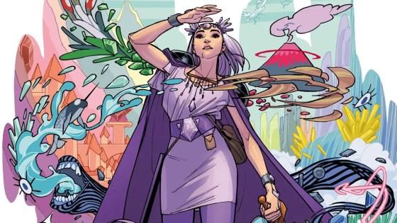 DC Comics announces news Amethyst comic launching 2020