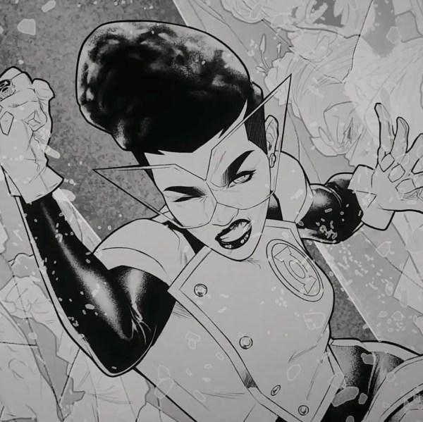 N.K. Jemisin talks her latest adventure in writing, DC's Far Sector