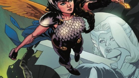 Marvel Preview: Valkyrie: Jane Foster #4
