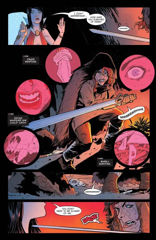 Vampirella/Red Sonja #2 Review