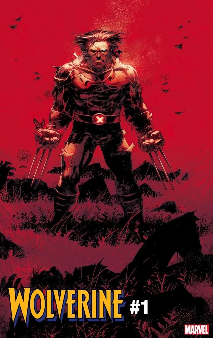 NYCC '19: Wolverine returns February 2020 from Benjamin Percy and Adam Kubert