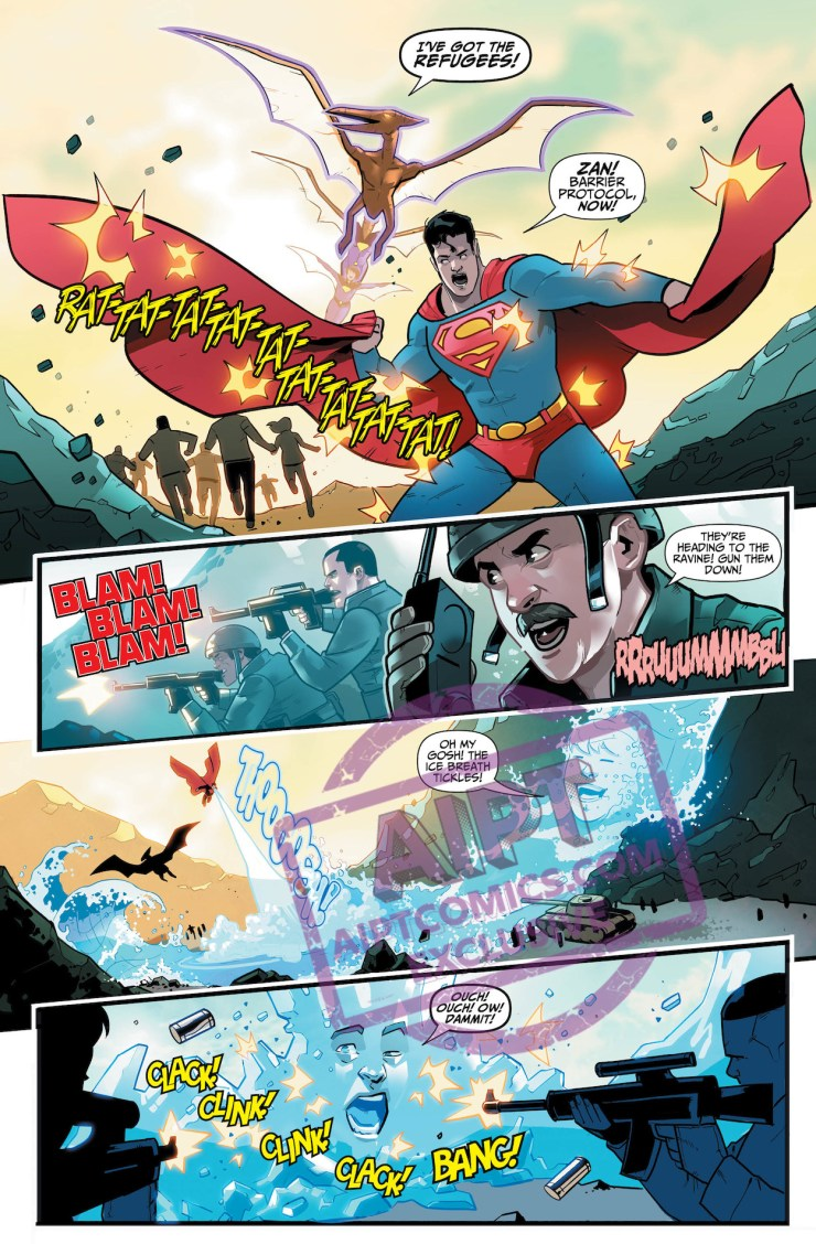 EXCLUSIVE DC Preview: Wonder Twins #9