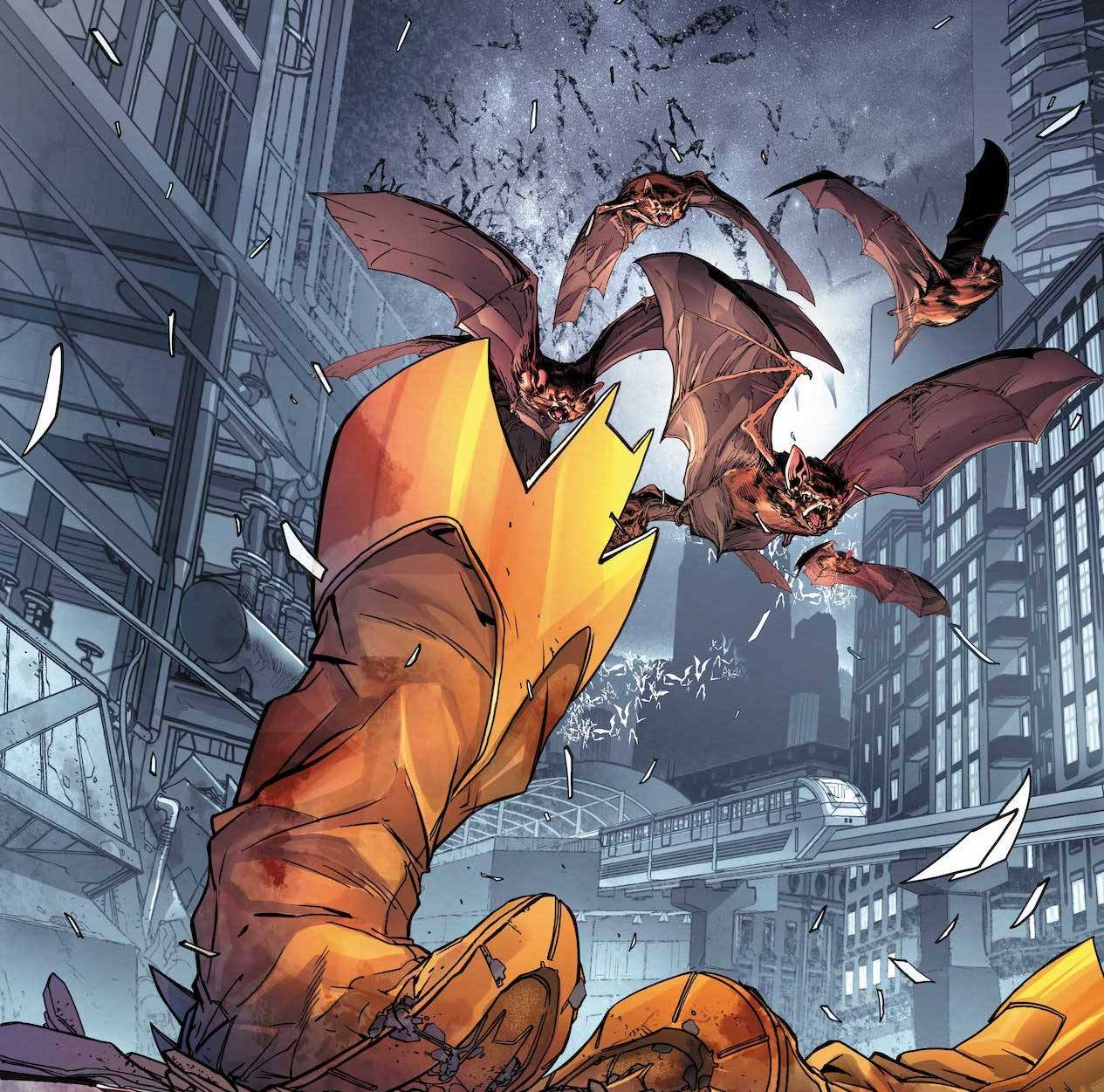 Batgirl #40 Review