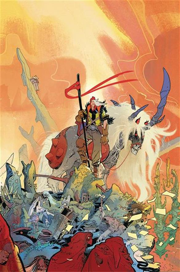 Simon Spurrier talks new series 'Alienated', American vs. British psyches and more