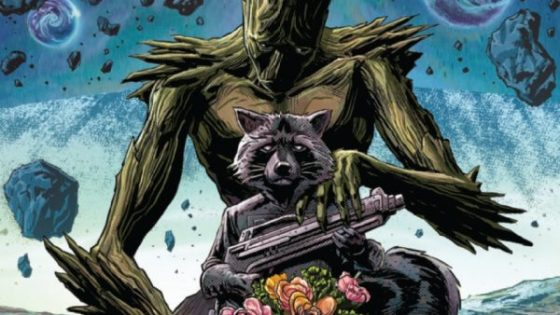 Donny Cates has become well known for his work in the Marvel universe by playing with high, grandiose concepts and spinning them with his own personality. This approach to his comic writing has become the backbone of his Guardians of the Galaxy run, creating one of the most stylistic and atmospheric comics in recent memory. Infused with his punk-rock vibe through and through, Cates' Guardians brings a much-needed breath of fresh air to the franchise, which has frankly struggled to find a solid footing since the departure of legendary writers Dan Abnett and Andy Lanning in 2011. Unfortunately, a comic can't survive on aesthetic alone. Guardians of the Galaxy #10 is a prime example of the book struggling to balance its personality with a fulfilling sense of progression.