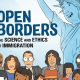 Think you know Zach Weinersmith? Wait until you see his new book, 'Open Borders'