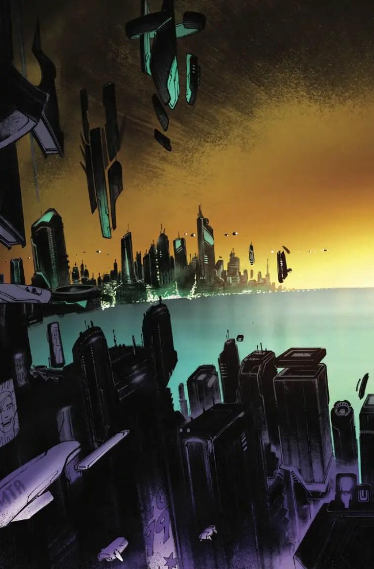 Marvel Preview: 2099 Alpha #1