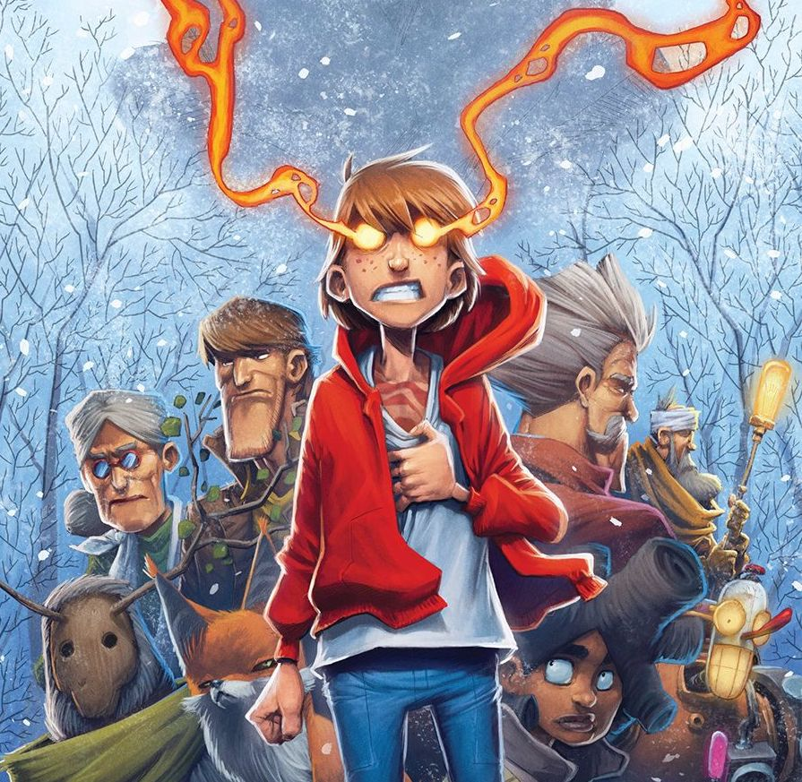 Middlewest Vol. 2 Review