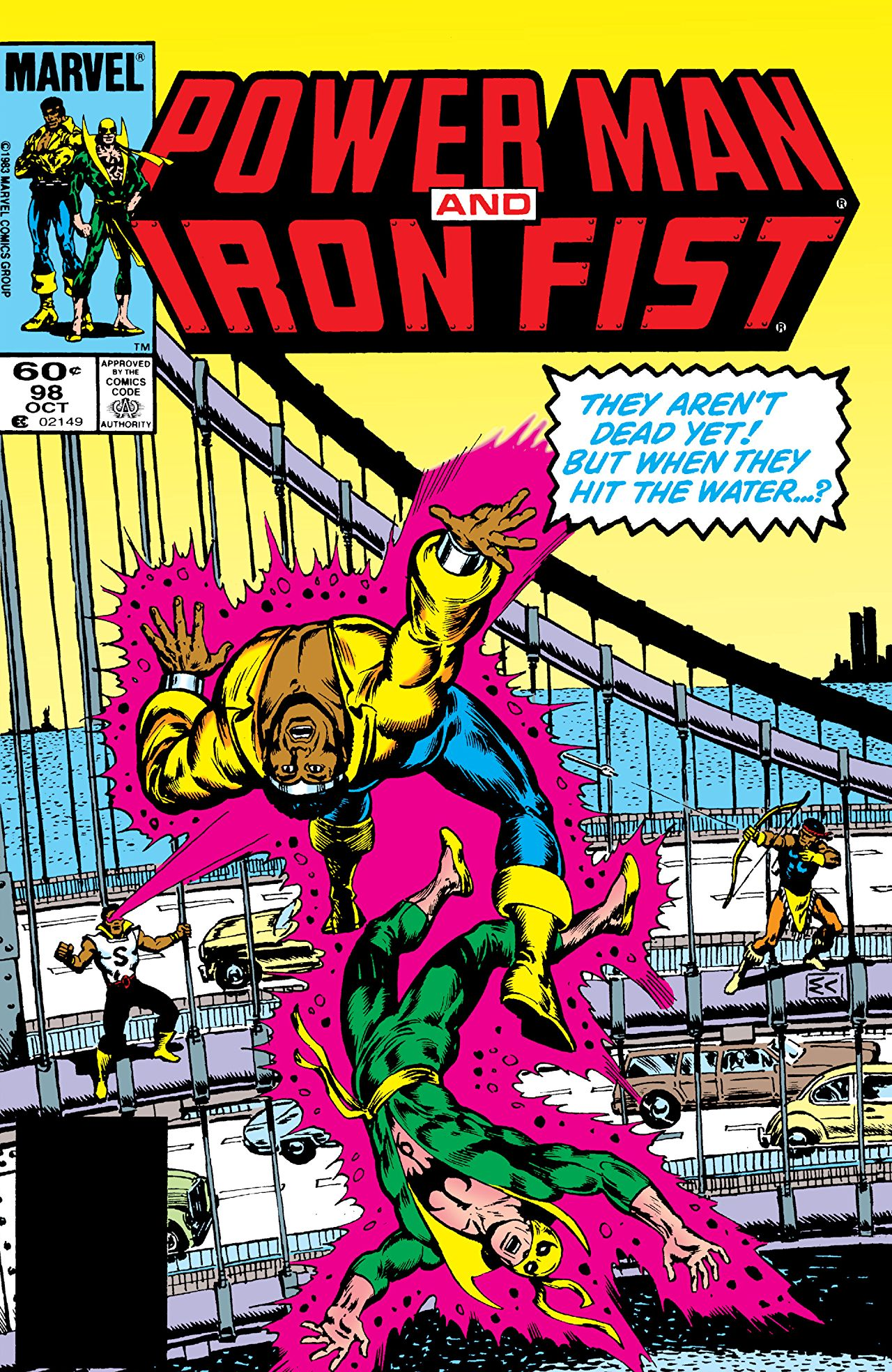 Power Man and Iron Fist Epic Collection: Doombringer Review