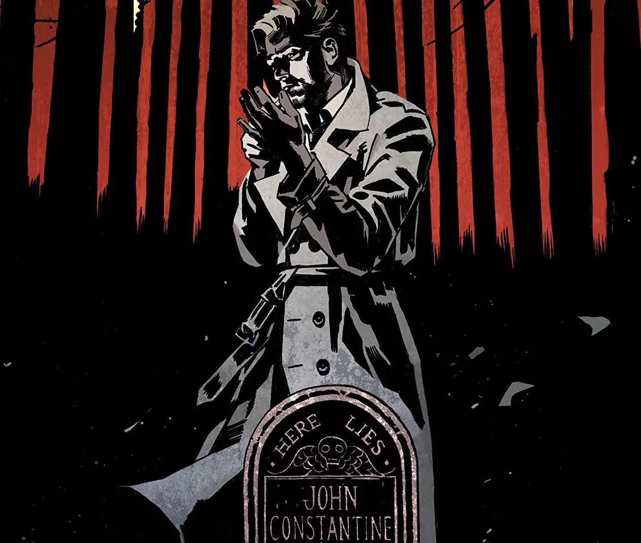 John Constantine: Hellblazer #1 review: a horrific return to form