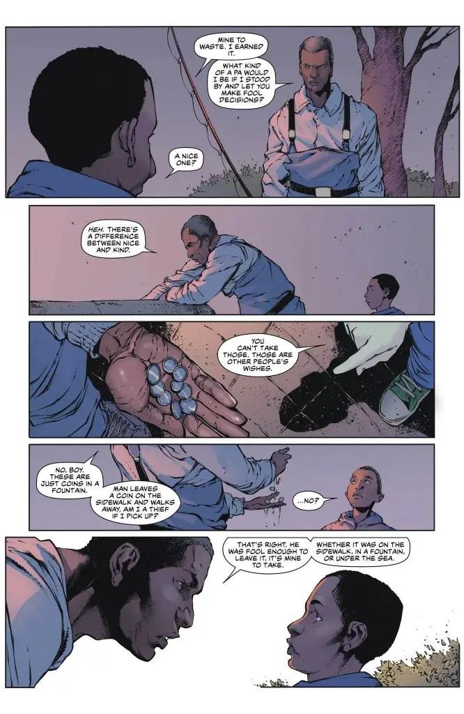 Aquaman #54 Review